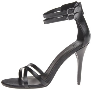 Michael Antonio Heels Black Sandals