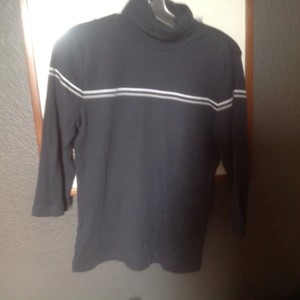 The Limited Neck 3/4 Sleeve Light Like New Sweater