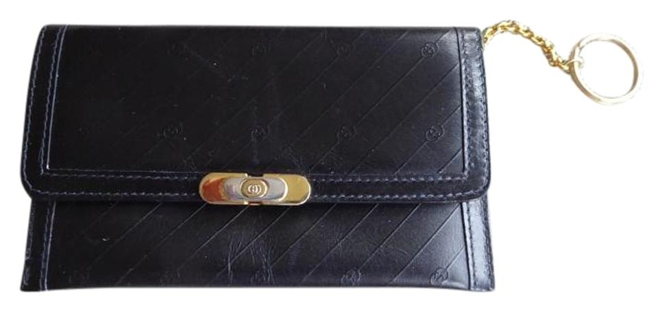 2d037caca Gucci Small wallet for change and credit card with key ring Image 0 ...