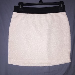 Guess Mini Skirt White
