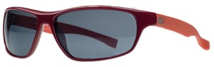 Lacoste Lacoste Red Rectangular Sunglasses