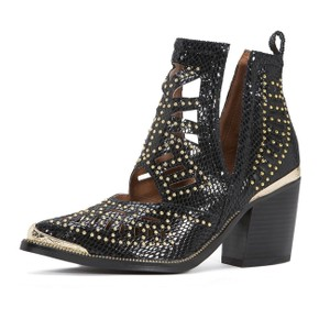 Jeffrey Campbell Maceo Black Boots