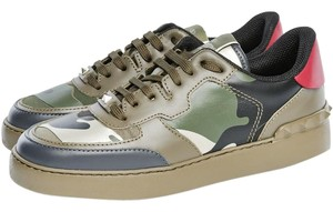 Valentino Sneakers Green Athletic