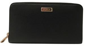 Furla Zippy Epi Leather