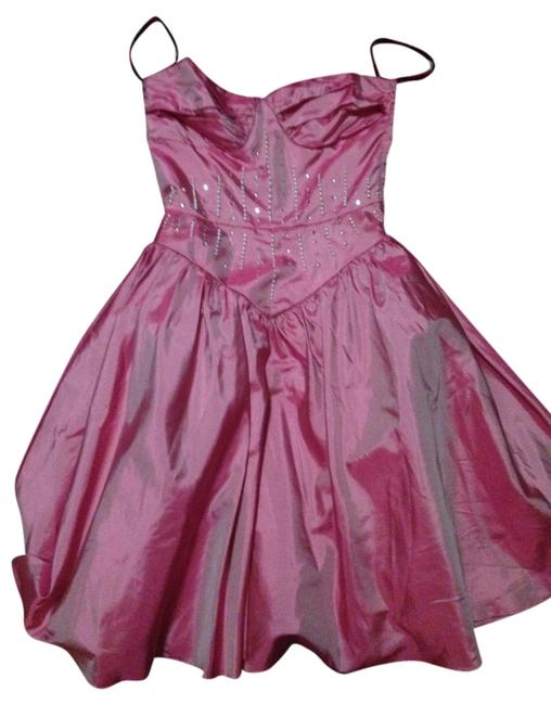 Betsey Johnson Party Pearls Jewels Girly Dress