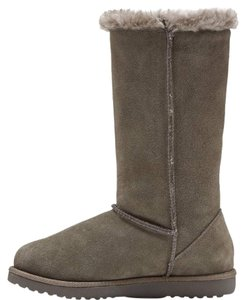 Target Gray Boots
