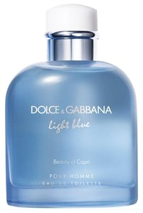 Dolce&Gabbana DOLCE & GABBANA Light Blue Pour Homme Beauty of Capri 4.2 oz