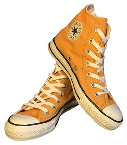 Converse New Vintage Rare Yellow Golden glow Athletic
