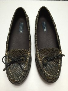 Sperry Loafers Brown Flats