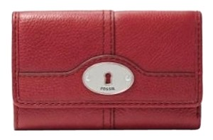 Fossil NWT, Fossil Marlow Multifunction Sl3292608 Color: Cranberry Wallet