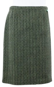 Ann Taylor LOFT Green Mint Skirt