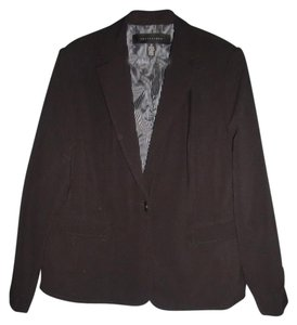 Apostrophe APOSTROPHE Black Blazer Professional Career Suit Jacket Coat SIZE 18