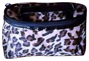 Other Leopard Print Cosmetic Bag