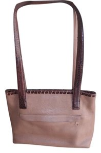 Brighton Vintage Shoulder Tote in Brown
