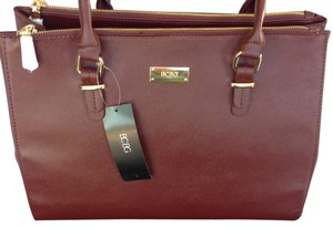 BCBG Paris Tote in burgundy