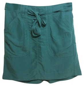 Gap Mini Skirt Teal