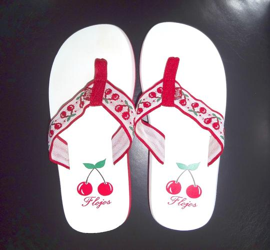 Preload https://item3.tradesy.com/images/flojos-white-red-cherry-surf-sandals-size-us-8-regular-m-b-165667-0-0.jpg?width=440&height=440