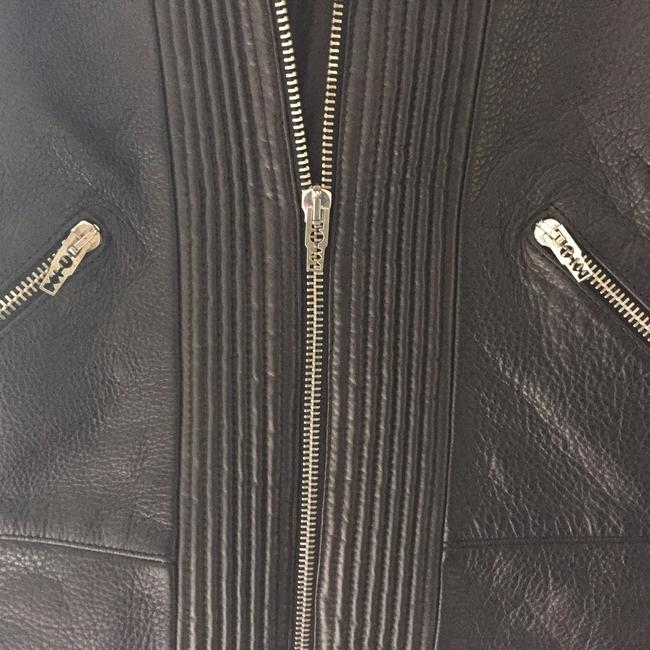 MCQ by Alexander McQueen Leather Jacket Image 2