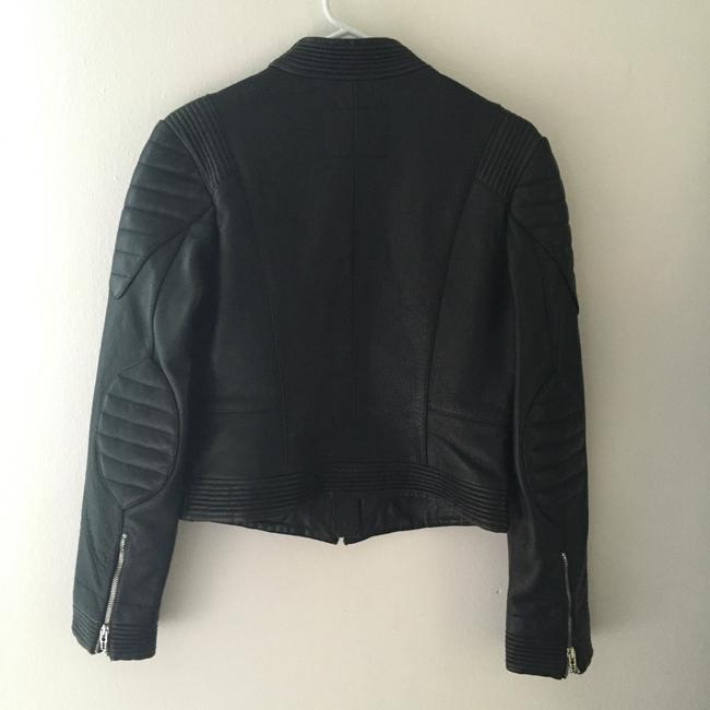MCQ by Alexander McQueen Leather Jacket Image 4