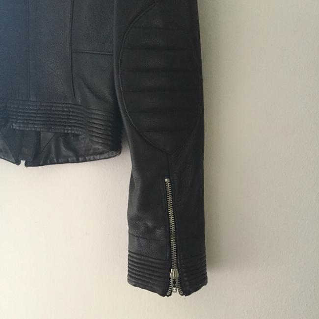 MCQ by Alexander McQueen Leather Jacket Image 5
