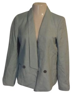 Zara Powder Blue Blazer