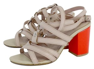 Cynthia Rowley Mauve Leather Strappy Sandal Sandals