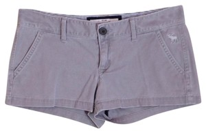 abercrombie kids Mini/Short Shorts Gray