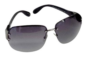 Marc by Marc Jacobs Large Black Gradient Sunglasses