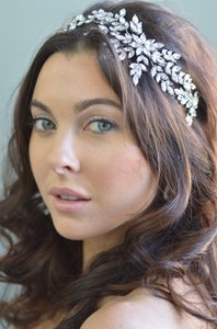 Stunning Elena Designs E847 Wedding Headband