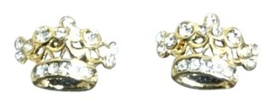 Juicy Couture Crown Earrings