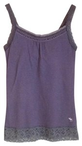 abercrombie kids Top Gray