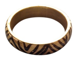unknown zebra printed bangle