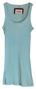 abercrombie kids Top Aqua blue