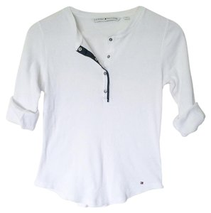 Tommy Hilfiger Cotton Blouse Shirt Tunic