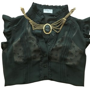 Mexx Top Black