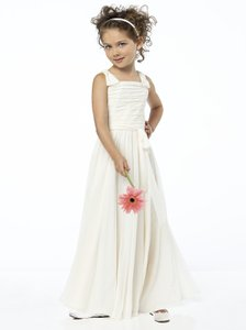 Dessy Girl Flower Girl Dress Fl4033 Blush Size 8