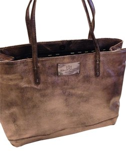 Rebecca Minkoff Tote in METALLIC BRONZE
