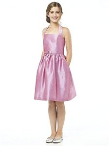 Dessy Junior Bridesmaid Dress Jr500 Majestic Size 14 Jb
