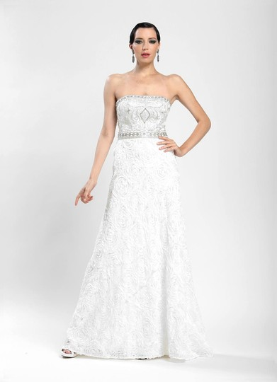 Sue Wong W3531 Vintage Art Deco Wedding Dress