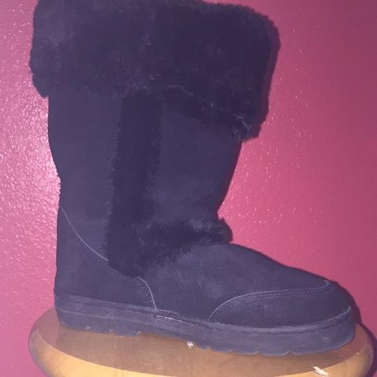 Style & Co Black Boots