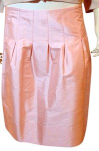 Ralph Lauren Silk Skirt pink