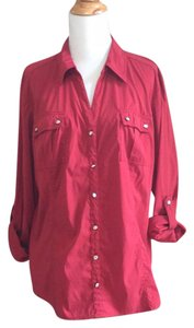 Style & Co Button Down Shirt