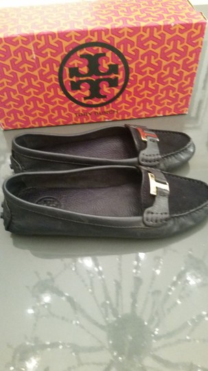 Tory Burch Bright Navy Flats