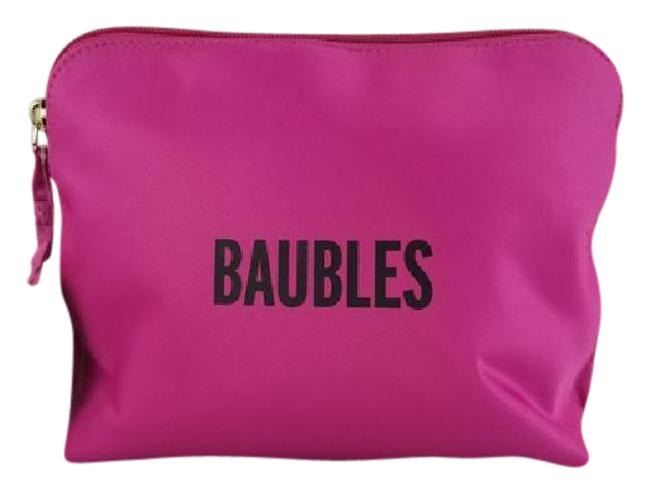 """Item - Snapdragon Pink """"Baubles"""" Bony Voyage Jewelry Pouch"""