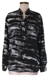 Michael Kors Top Black/Printed