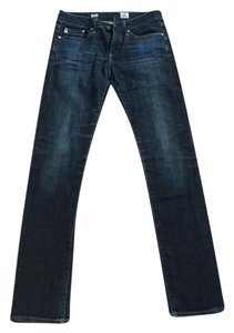 AG Adriano Goldschmied Relaxed Fit Jeans-Dark Rinse