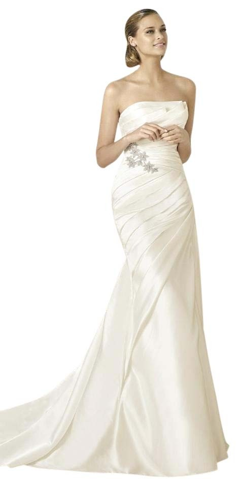 Pronovias daina wedding dress on tradesy for Best way to sell used wedding dress