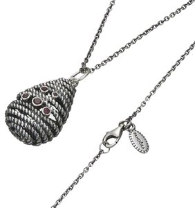 PANDORA Retired Pandora Hidden Romance Necklace