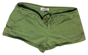 Hollister Mini/Short Shorts Green