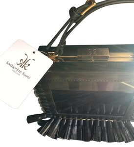 Katherine Kwei Black Clutch